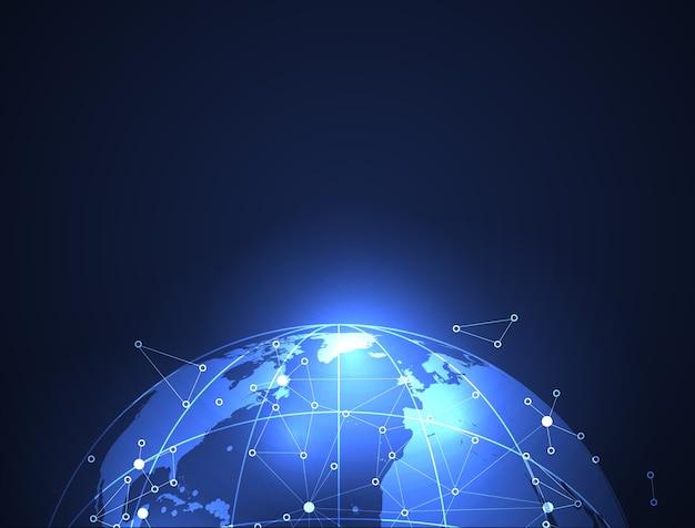 Technologie de conception et science du réseautage