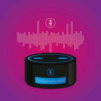 Technologie de haut-parleur sans fil