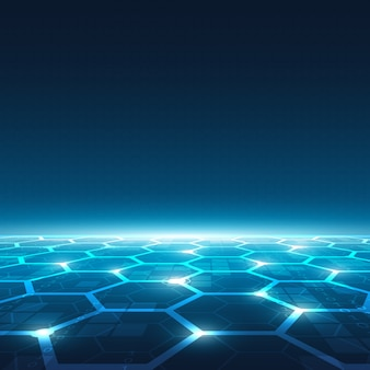 Technologie de haute technologie géométrique