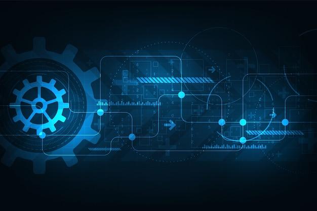 Technologie et information sur la mécanique.