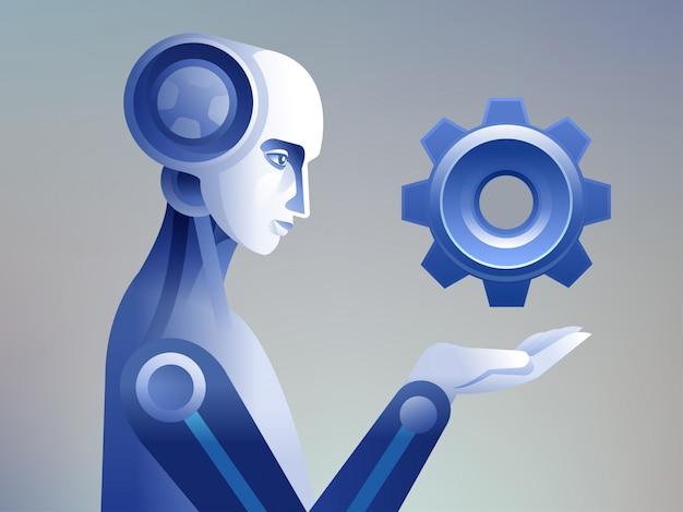 Technologie de l'intelligence artificielle