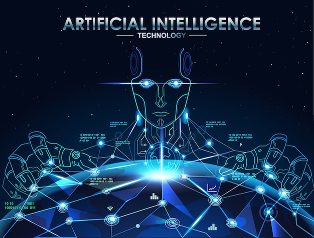 La technologie de l'intelligence artificielle
