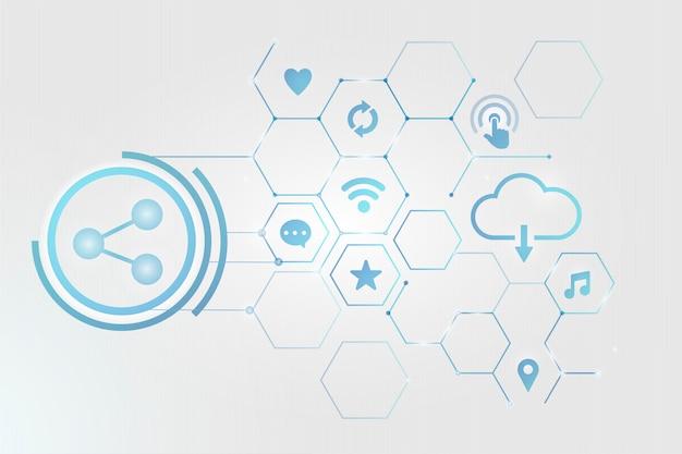 Technologie internet en nuage