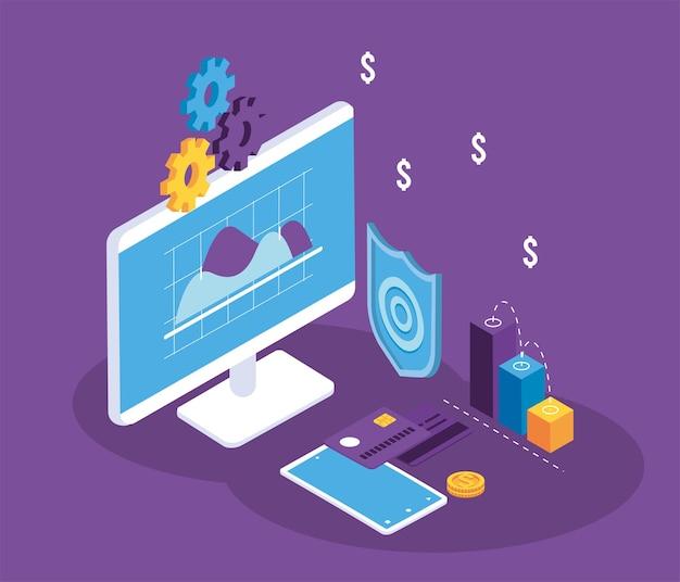 Technologie en ligne de solution de paiement
