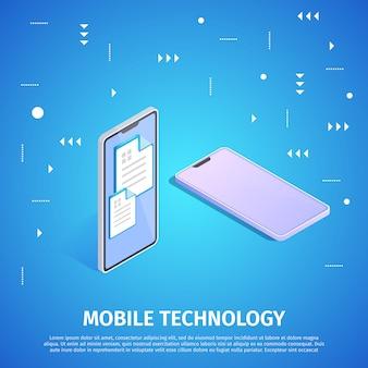 Technologie mobile, smartphone