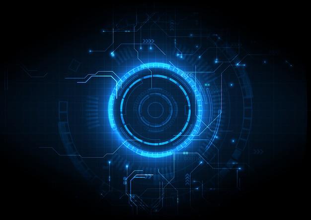 Technologie numérique des circuits numériques légers