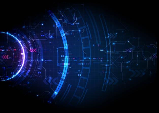 Technologie numérique du circuit central de lumière8