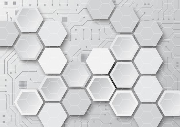 Technologie de pointe géométrique