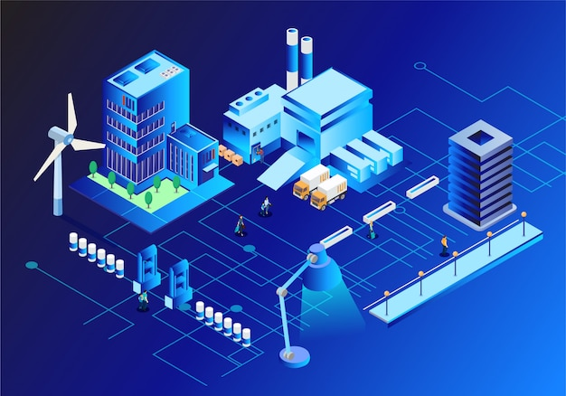 Technologie des sciences de l'entreprise