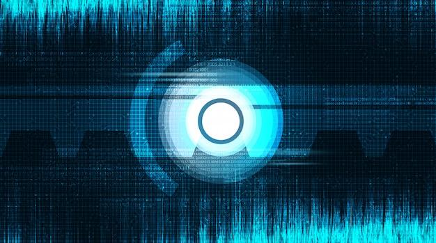 Technologie des yeux des appareils photo numériques