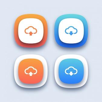 Télécharger et télécharger des icônes