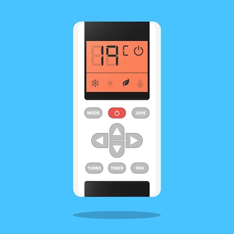 Télécommande climatisation télécommande