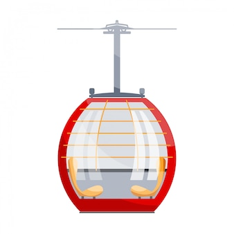 Téléphérique cabine