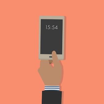 Téléphone intelligent