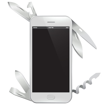Téléphone portable polyvalent
