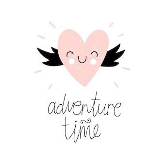 Temps de l'aventure