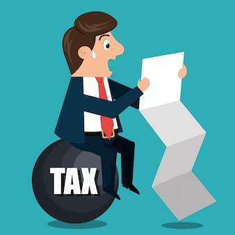 Temps des impôts