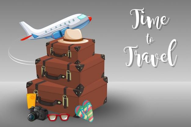 Temps nécessaire pour voyager