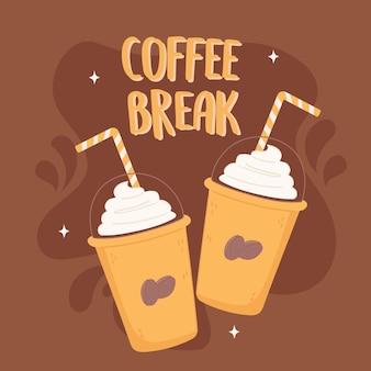 Temps de pause café
