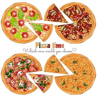 Temps de pizza