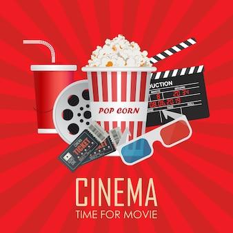 Temps pour l'illustration du film