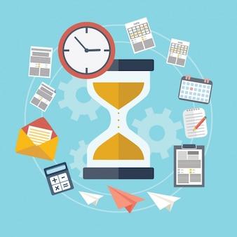 Temps pour les entreprises