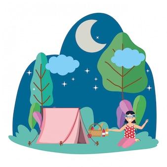 Tente et camping