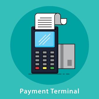 Terminal de paiement, terminal pos, paiement par pos