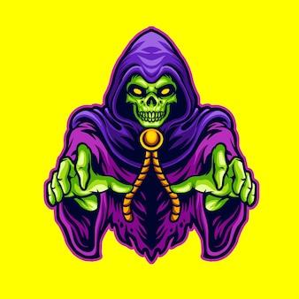 Terreur de grim reaper