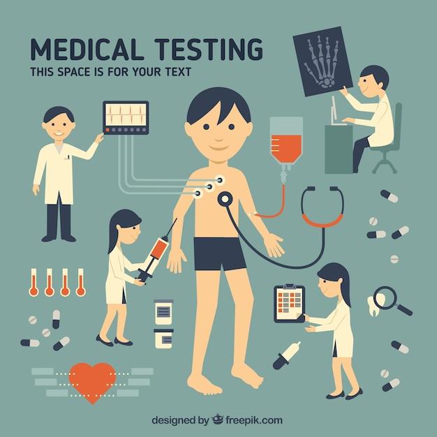 Tests médicaux