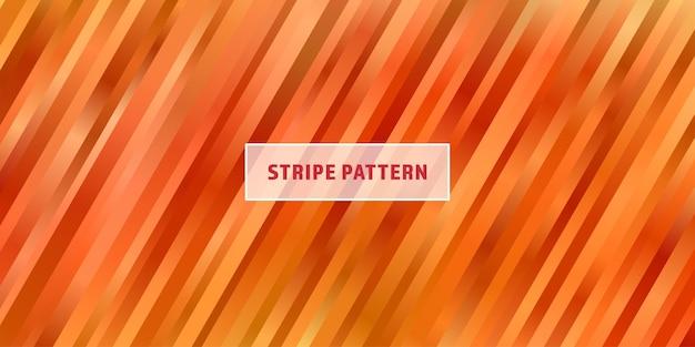 En-tête de fond abstrait motif rayé. fond d'écran de vague de ligne colorée.