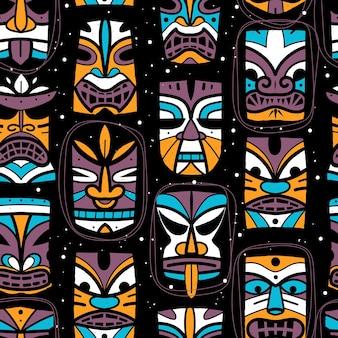 Têtes d'idoles, culture antique maya