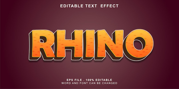 Text-effect-editable-rhino