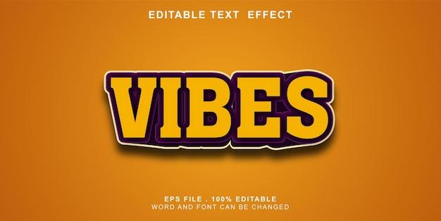 Text-effect-editable-vibe