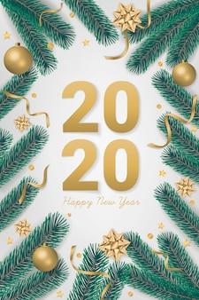 Texte de bonne année 2020