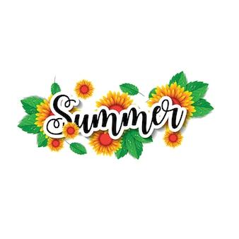 Texte d'été