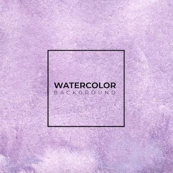 Texture abstraite de fond aquarelle violet
