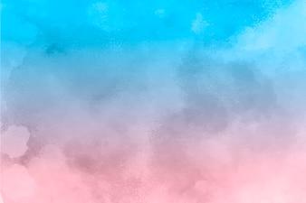 Texture aquarelle abstraite