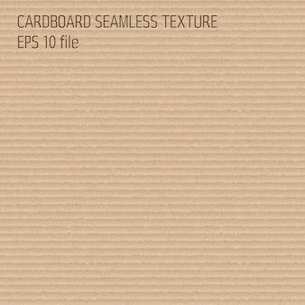 Texture de carton brun