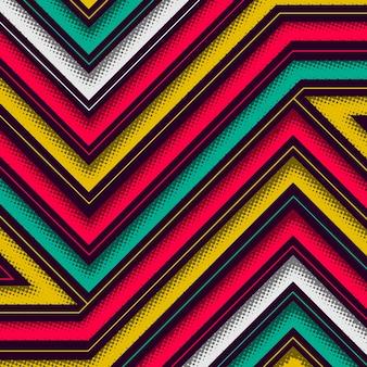 Texture colorée avec des ombres de demi-teintes