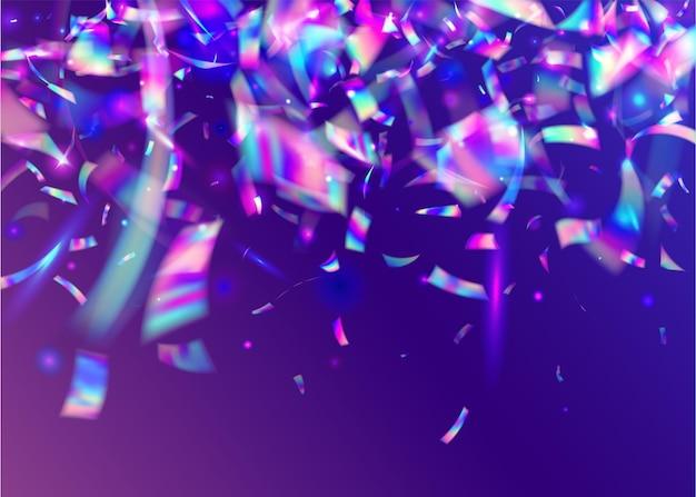 Texture cristalline. art de vacances. effet métal violet. éclat de flou. fond d'anniversaire. papier peint abstrait rétro. feuille de cristal. guirlande lumineuse. texture cristal rose