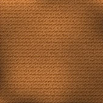 Texture cuir marron
