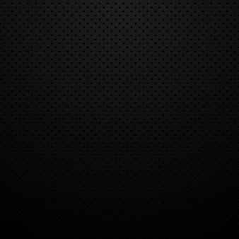 Texture de cuir noir