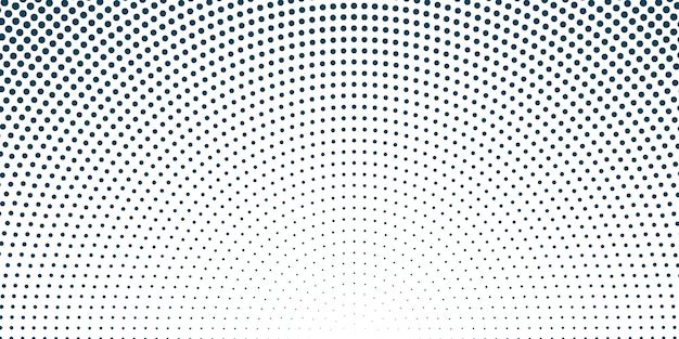 Texture demi-teinte circulaire