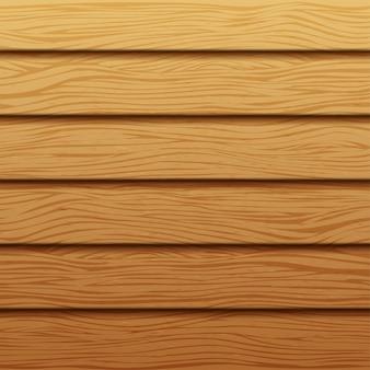 Texture du bois réaliste.