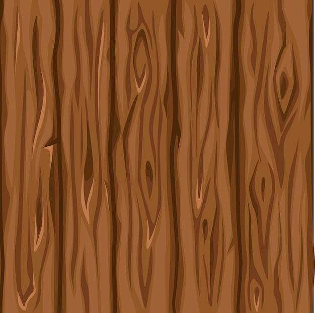 Texture du bois vieilles planches brunes