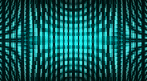 Texture d'écran led. affichage numérique. illustration.