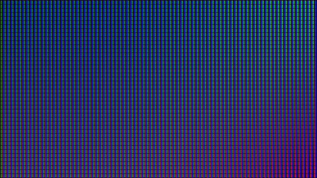 La texture de l'écran led. affichage numérique. moniteur analogique lcd. illustration vectorielle.