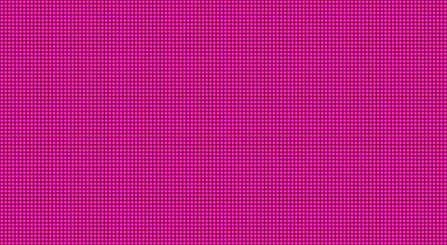 La texture de l'écran led. moniteur numérique lcd. illustration vectorielle.