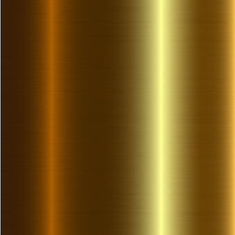 Texture de feuille d'or réaliste